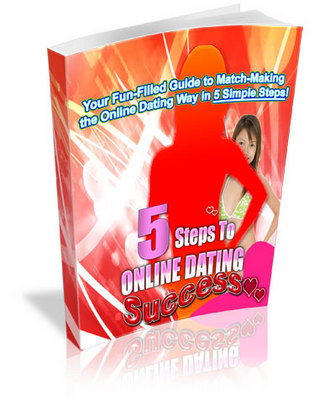 Pay for 5 Steps To Online Dating Success - Unrestricted PLR