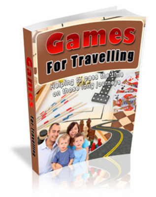 Pay for The Perfect Travel Games - MRR Included