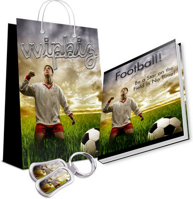 Pay for Football Niche Turnkey Package Template & eBook PLR/RR
