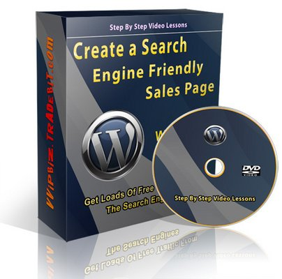 Pay for Create a  Search Engine Friendly Sales Page Using Wordpress