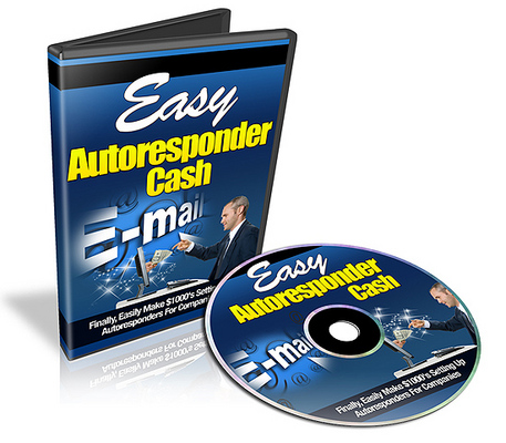 Pay for *NEW!* Easy Autoresponder Cash Video Series With Resale Rights