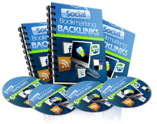 Pay for Social Bookmarking Backlinks Videos Series With RR + Special Bonus