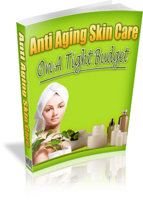Pay for Anti Aging Skin Care on a Tight Budget