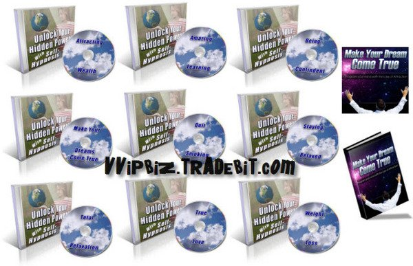 Pay for Self Hypnosis Unrestricted PLR Audio - Unlock Your Hidden Power