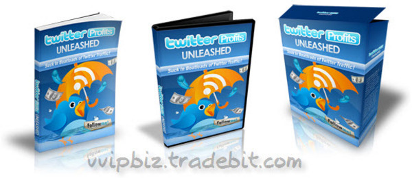 Pay for Twitter Profits Unleashed Upgraded Version With MRR