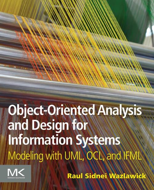 Pay for Object-Oriented Analysis and Design for Information Systems,