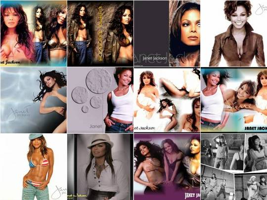 Pay For Janet Jackson Wallpaper Download