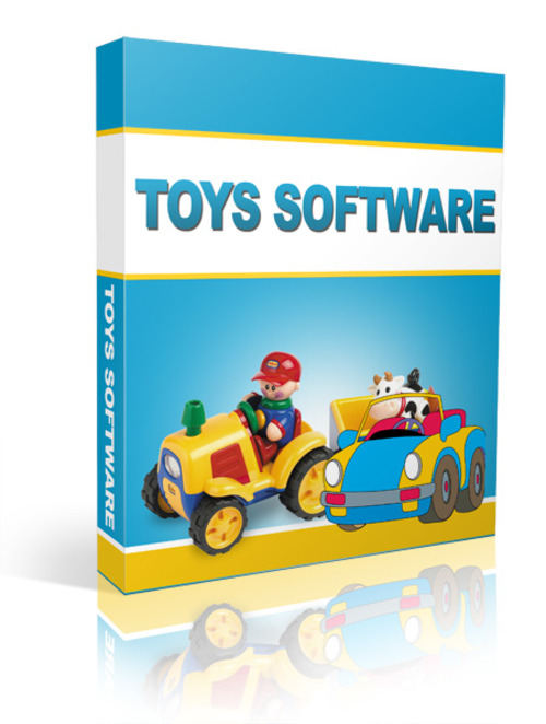 Pay for Toys Software For The Toys Niche Market!