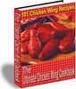 Thumbnail Chicken Wings Recipe Cook eBook (PLR)