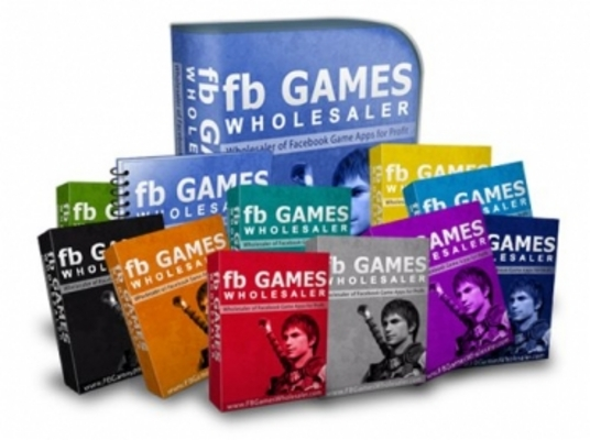 Pay for Face Book Games Wholesaler (MRR)