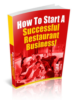 Pay for How to Open a Successful Restaurant Business