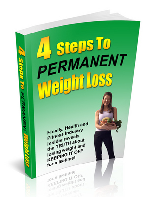 Pay for 4 Steps to Permanent Weight Loss