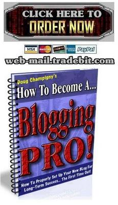 Pay for How To Become A Blogging PRO