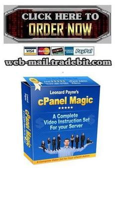 Pay for Cpanel Magic