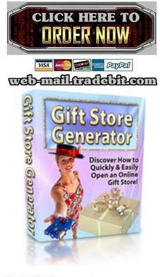 Pay for Gift Store Generator