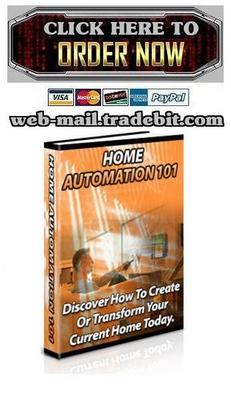 Pay for Home Automation 101