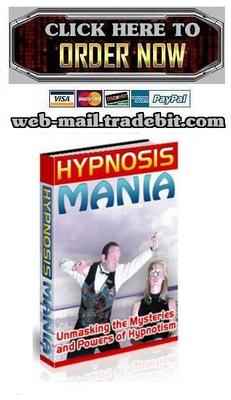 Pay for Hypnosis Mania