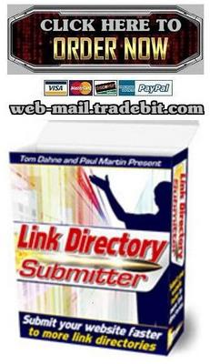 Pay for Link Directory Submitter