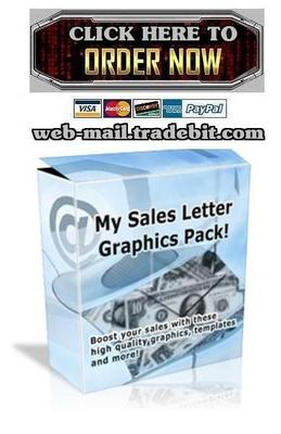 Pay for My Sales Letter Graphics Pack