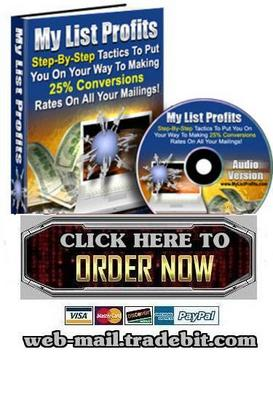 Pay for My List Profits