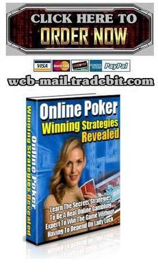 Pay for Online Poker Winning Strategies Revealed