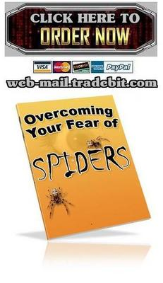 Pay for Overcoming Your Fear of Spiders