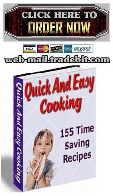 Pay for Quick And Easy Cooking