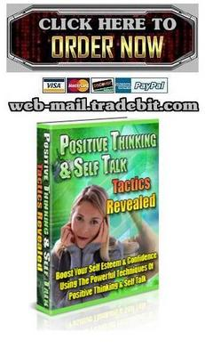 Pay for Positive Thinking & Self Talk Tactics Revealed