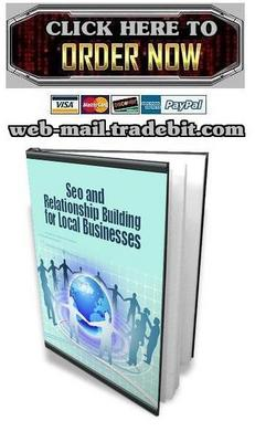 Pay for SEO and Relationship Building for Local Businesses