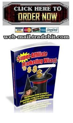 Pay for Super Affiliate Marketing Wizard