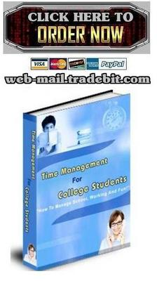 Pay for Time Management For College Students