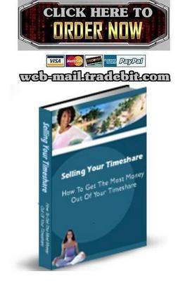 Pay for Selling Your Timeshare