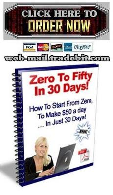 Pay for Zero To Fifty In 30 Days