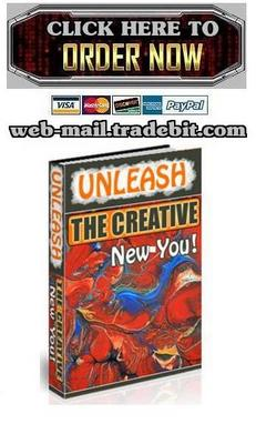 Pay for Unleash The Creative New You