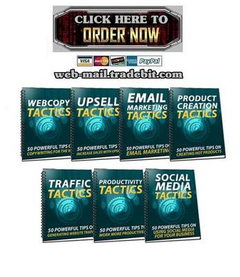 Pay for 350 Powerful Sales and Marketing Tactics