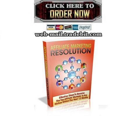 Pay for Affiliate Marketing Resolution