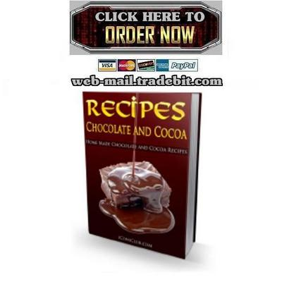 Pay for Chocolate and Cocoa Recipes