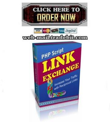Pay for PHP Script Link Exchange