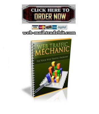 Pay for Web Traffic Mechanic
