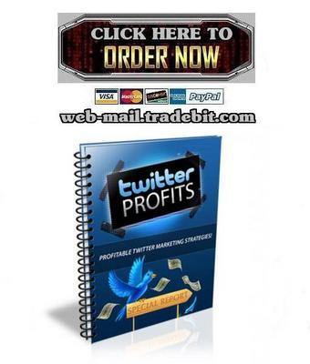 Pay for Twitter Profits
