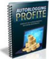 Thumbnail Auto Blogging Profite - Verkaufseite - Squeeze Page - PLR