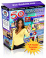Thumbnail 50 Professional Business Header Templates V2 - PLR