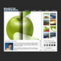 Thumbnail Photo Session - Flash Website Template mit Quelldateien