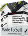 Thumbnail *** New & Updated Janissary One Page Sales Page Theme ***