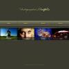 Thumbnail Flash Animated Photographers Portfolio With Source Files