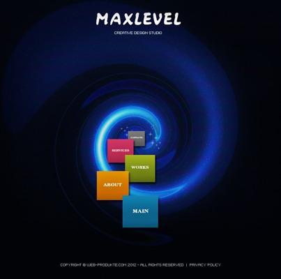 Pay for Maxlevel Flash Website mit Quelldateien