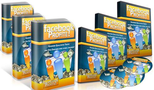 Pay for Facebook Profite! Webprojekt mit deutschen Lernvideos - MRR