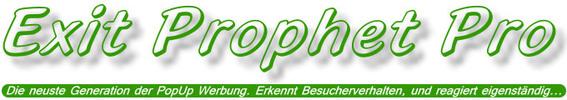 Thumbnail Exit Prophet Pro  nicht blockierbare Popup-Fenster