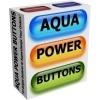 Thumbnail Aqua Power Buttons - 200 Button Grafik Vorlage