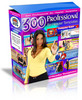 Thumbnail Webseite Homepage - 300 PSD Design Templates
